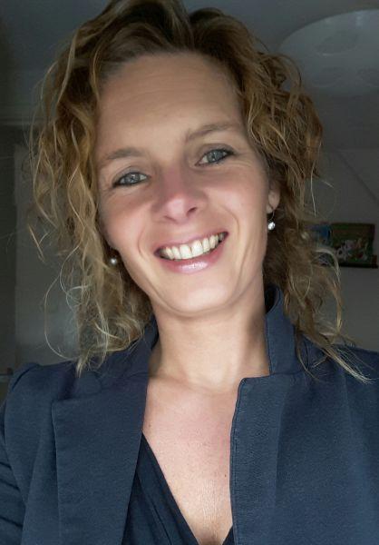 Dorpsondersteuner Nathalie Ansems-Kortboyer